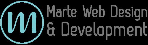 Marte Website Design & Development