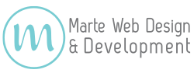 Marte Website Design & Development