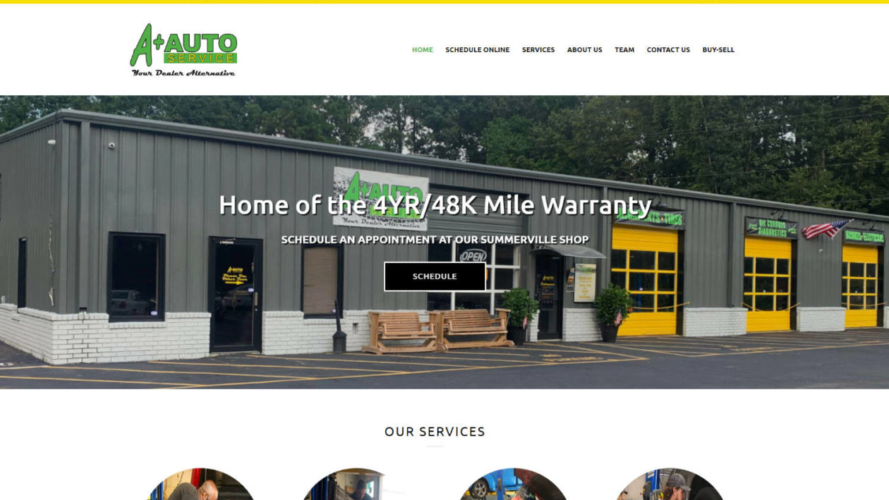 A+ Auto Service Summerville & North Charleston Auto Repair Shop
