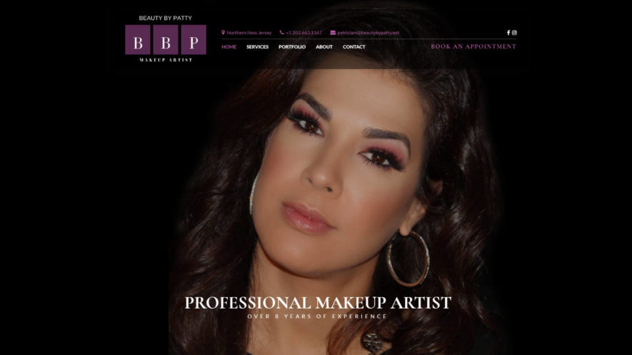 Beauty by Patty New Jersey Makeup Artist