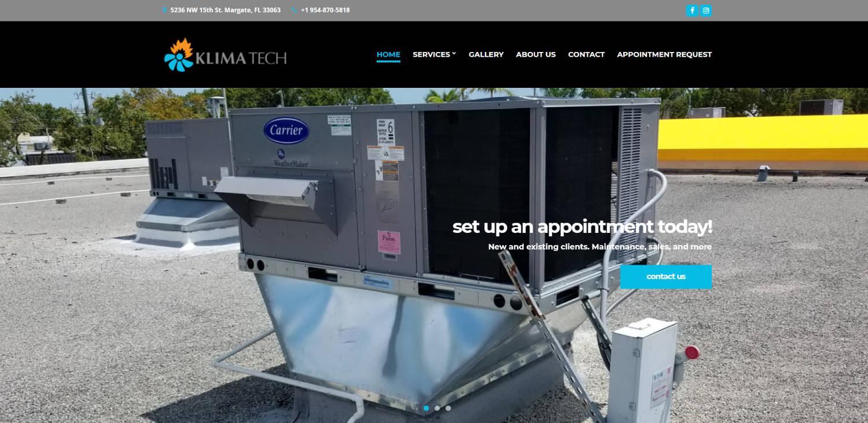 Klima Tech South Florida HVAC Services