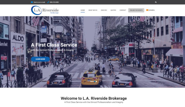 L.A. Riverside Insurance Brokerage New York