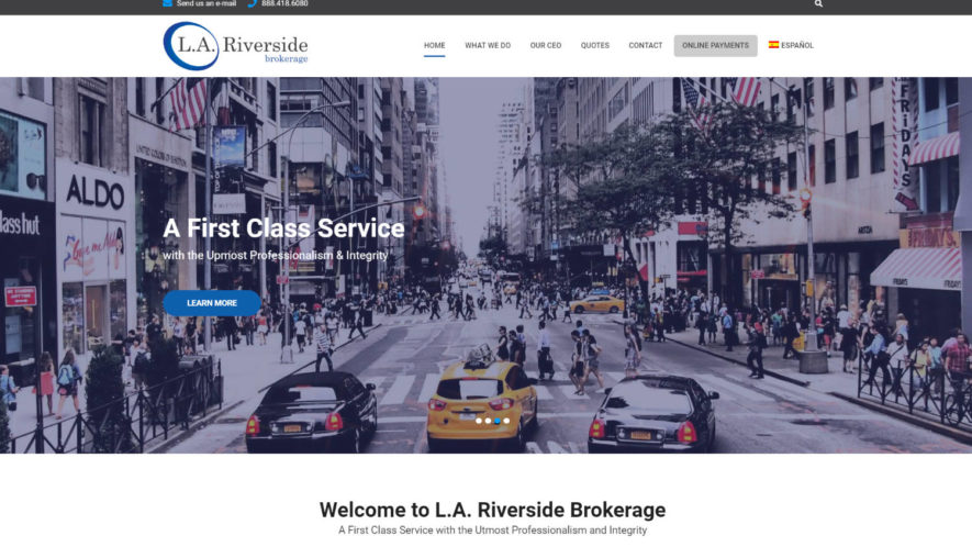 L.A. Riverside Insurance Brokerage New York