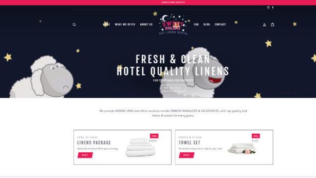Affordable Website Design Summerville Charleston