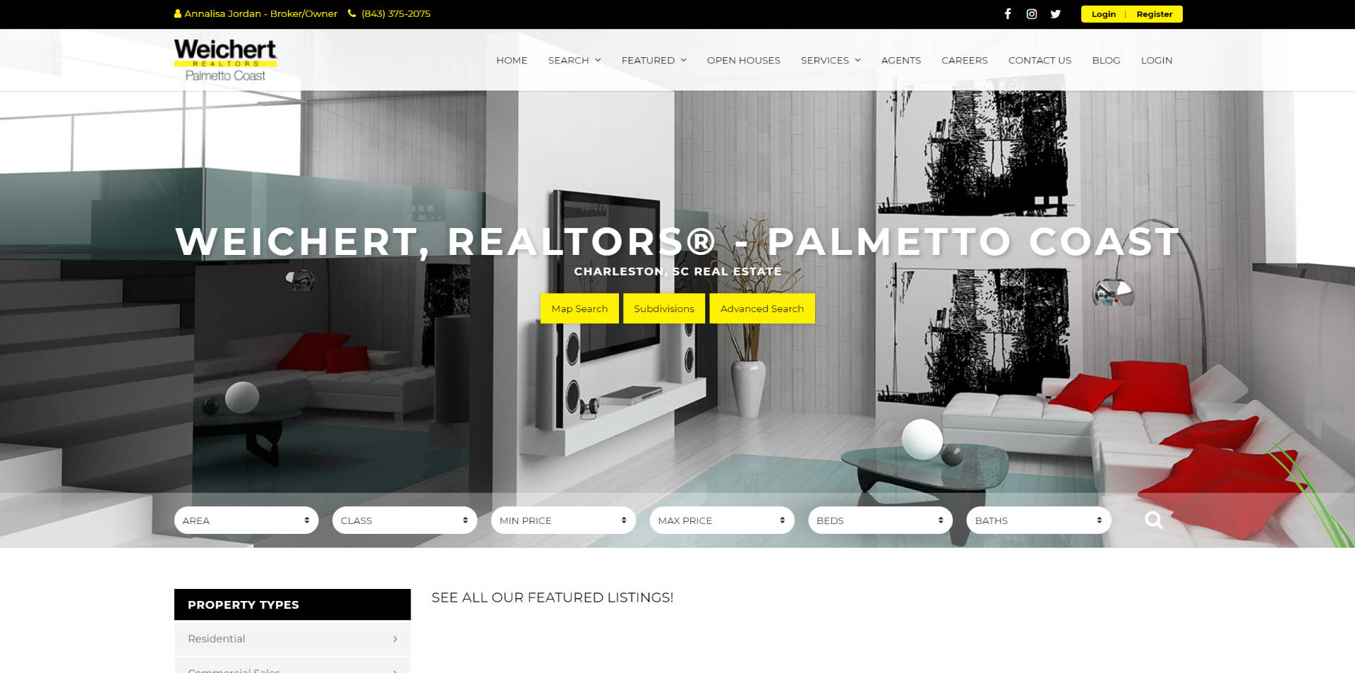 Weichert Realtors Palmetto Coast Mount Pleasant Charleston
