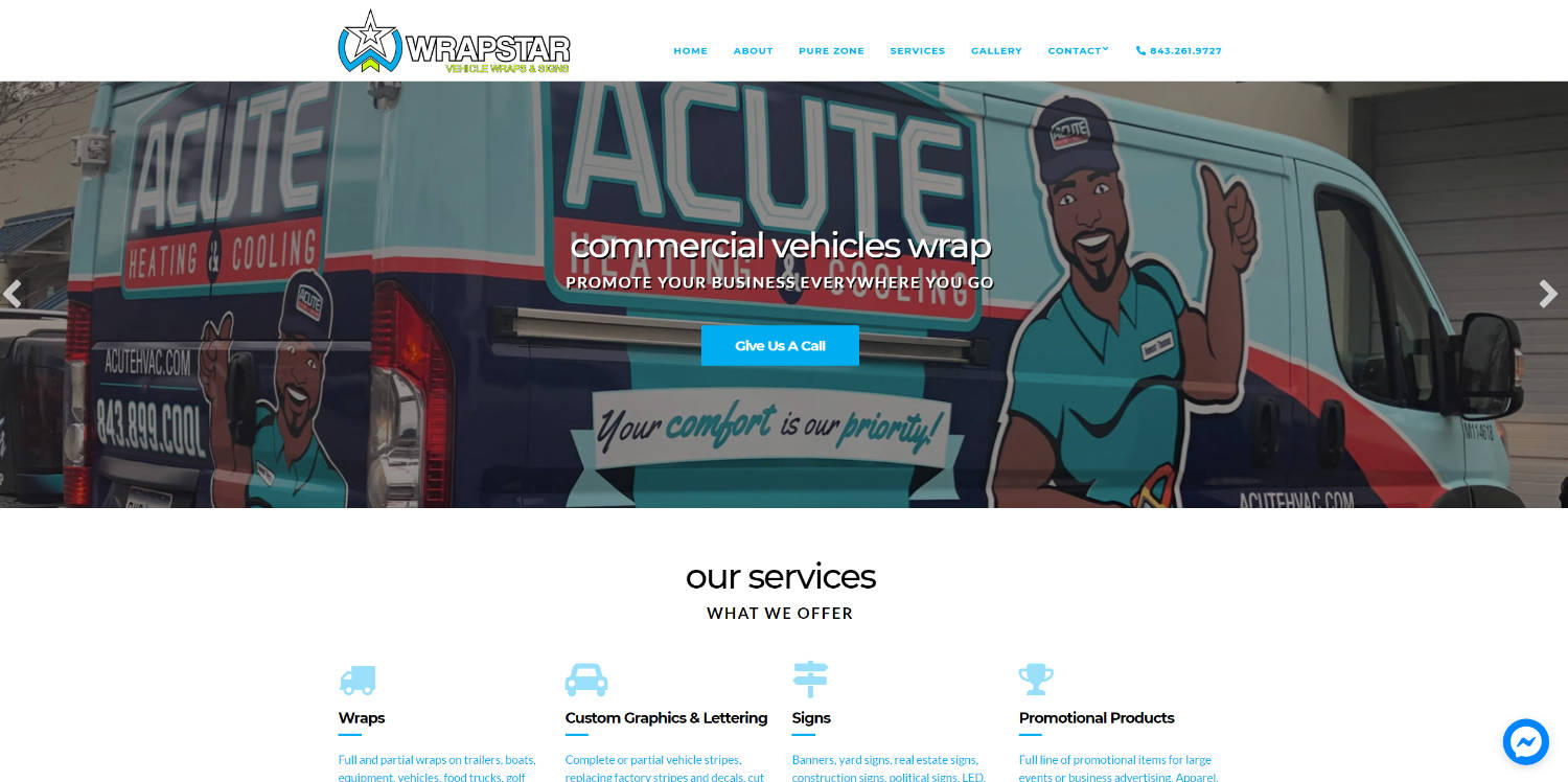 WrapStar Studio Vehicle Wraps Charleston
