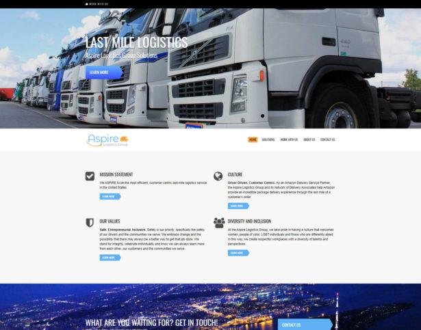 aspire logistics group