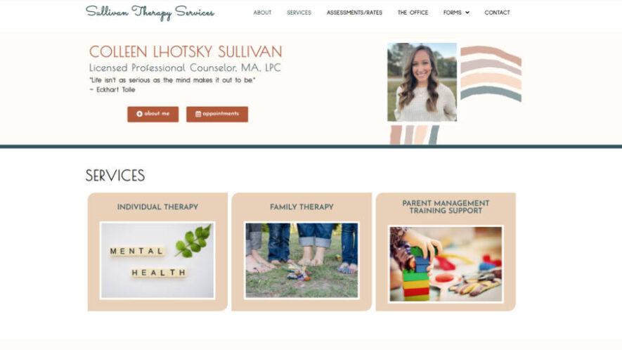 Sullivan Therapy Services
